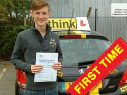 driving lessons Guildford Ross Dunton think driving school