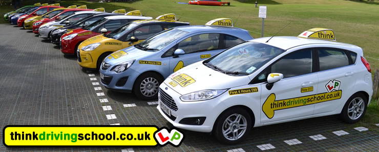 think driving school franchise, Hampshire, Surrey, Berkshire and all of England