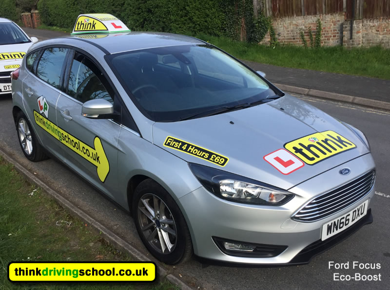 Stacey avenell Adi Camberley Driving school car for Driving lessons in Camberley