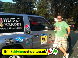 drivnig lessons farnborough