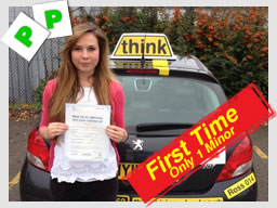 Beth from alton passed with Clare Ratcliff