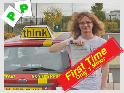 think driving school farnham aaron gee adi