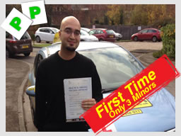 think driving school farnborough pete labrum adi
