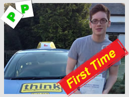 think driving school yateley pete labrum