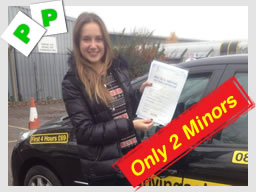 think driving school wendy McLaren Liphook