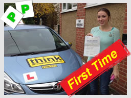 think driving school yateley pete labrum adi