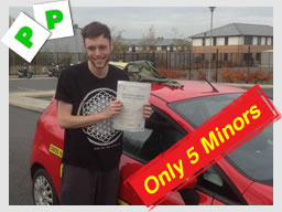 think driving school farnham stuart webb adi