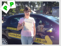 High Wycombe drivng school passed first time