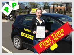 Simon Foote happy driving school learners Bracknell