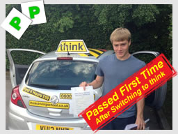 Alton driving school passed first time