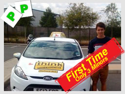 bracknell driving school passed first time