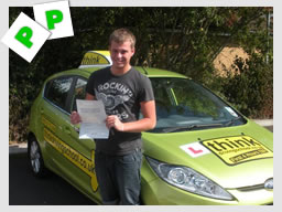 fareham driving school passed first time