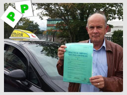 Slough driving school passed first time