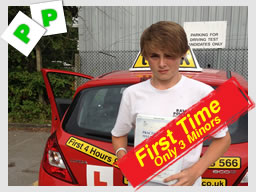 Guildford drivng school passed first time