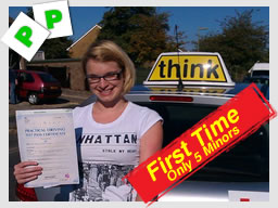 jess dewy from bucklebury passed B+E test