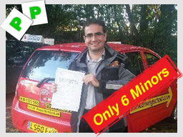 driving lessons Watford  think driving school