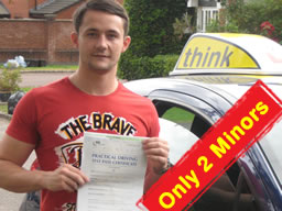 driving School Bracknell John Mitchell think driving school