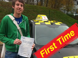 driving lessons Bordon Douglas Edwards think driving school