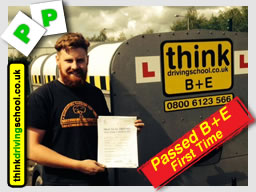 passed with adam iliffe driving instructor in high wycombe