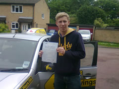driving instructor martin hurley from farnborough