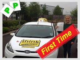 aldershot drivng school passed first time