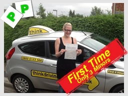 Bordon drivng school passed first time