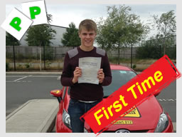 Frimley drivng school passed first time