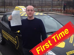 driving lessons Farnborough tim price-bowen think driving school