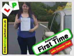 driving lessons Bracknell Duncan Platt think driving school january 2017