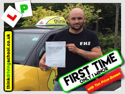 Driving lessons Harrow paul fowler ADI