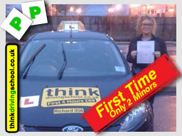 driving lessons Farnham Richard Young think driving school Grade 5