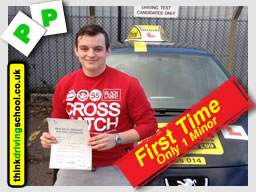 doug from guildford passed after driving lessons with ross dunton adi