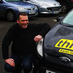 driving lessons Kirkintlloch aaron gee think driving school