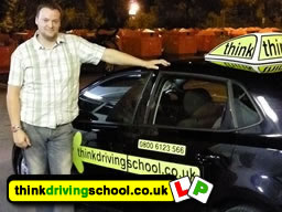 driving instructor in bracknell simon foote