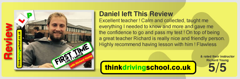 driving lessons Farnborough