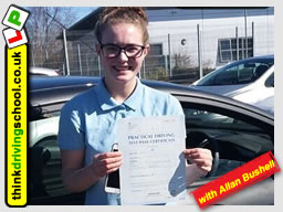 driving lessons Ludlow Allan Bushell think driving school craven arms