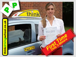 driving lessons Guildford jan borzecki Woking think driving school Chertsey