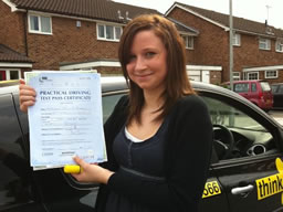 driving lessons Sandhurst Adam Iliffe think driving school