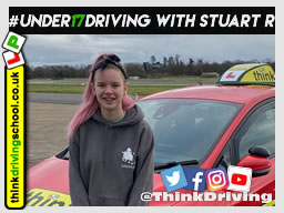 Passed with think driving school in January 2020 and left this 5 star review