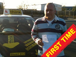 Stuart webb Driving Instructor