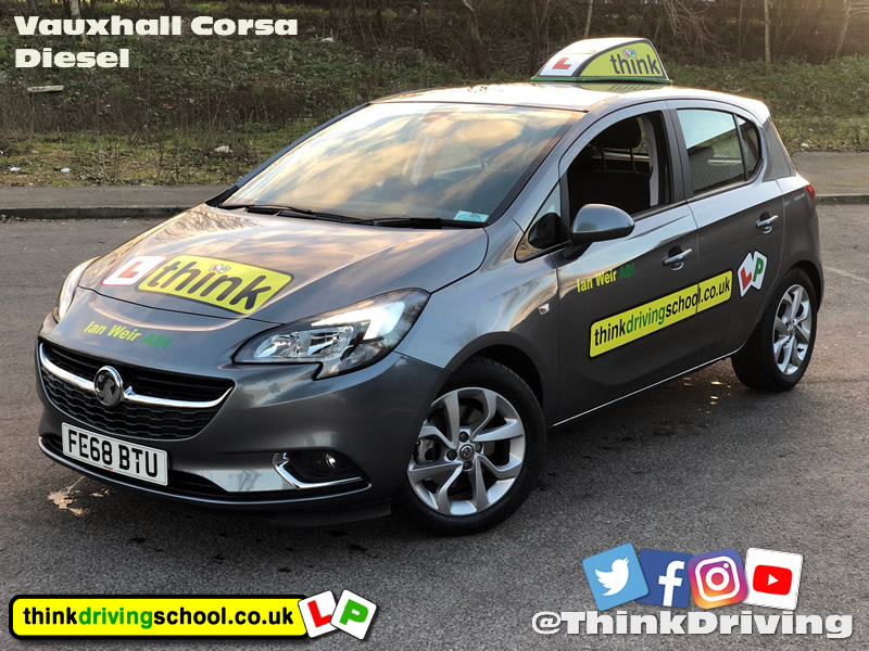 driving lessons Alton Ian weir Grade A driving instructor