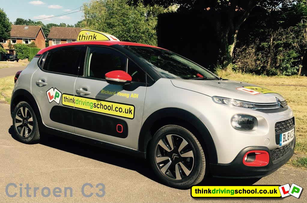 driving lessons Farnham Richard Young think driving school Grade A