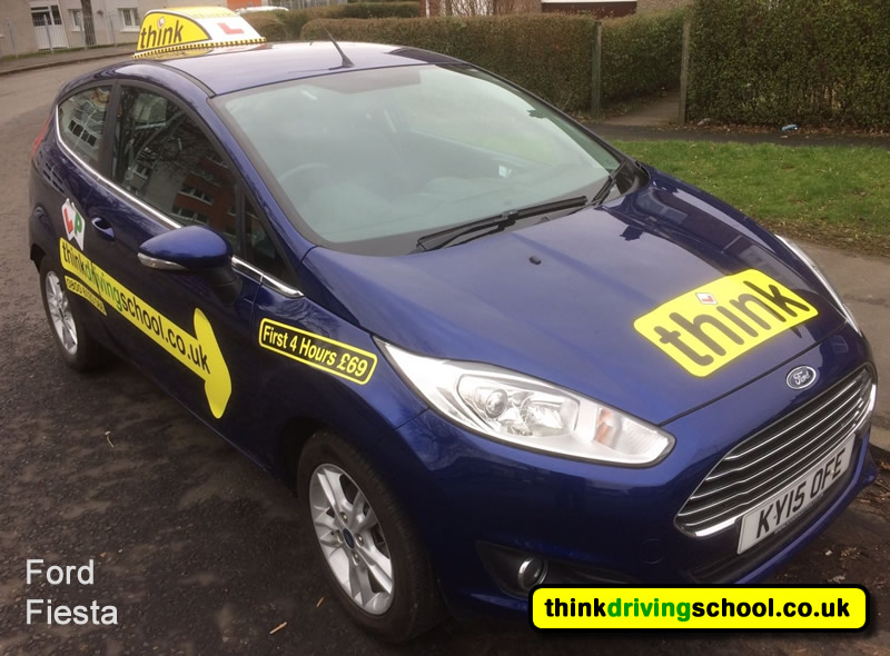 driving lessons Kirkintilloch, Lenzie, Cumbernauld, Glasgow