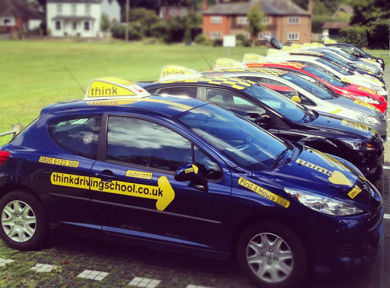 thinkdriving school franchise.