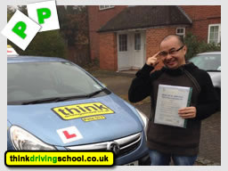 think driving school fleet pete labrum driving instructor