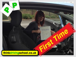 think driving school yateley pete labrum driving instructor