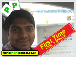 think driving school guildford clive tester adi