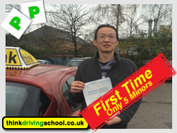 think driving school guilford clive tester adi