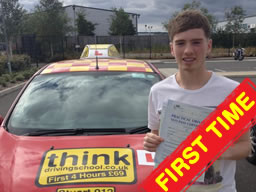 driving lessons Farnham Stuart Webb think driving school Grade 5