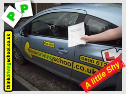 passed with rob evamy from bordon driving school